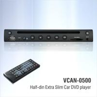 China VCAN0500 Half-din Extra Slim Car DVD player on sale