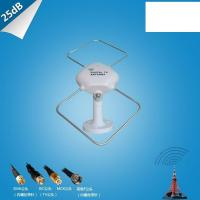 VCAN1060 Digital TV DVB-T2 UHFVHF Flat antenna for Uganda use Manufactures