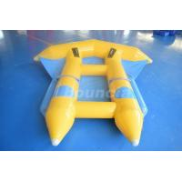 2 Persons Towable Inflatable Flying Fish With Durable PVC Tarpaulin Manufactures