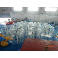 Adult Inflatable Bubble Soccer Ball With Rope Structure For Party Manufactures