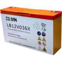 Lead Acid battery Model No:LB12V036X Manufactures