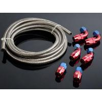stainless steel braided oil cooler hose and assembly Manufactures