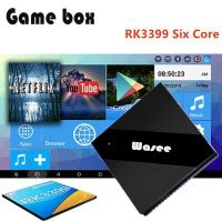 RK3399 chip game box H96 M RK3399 chip