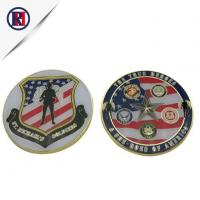 China America Craft Metal Brass Military Coin on sale