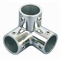 Buy cheap Deck Hardware Corner Fitting 3 Way from wholesalers