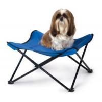 Dog products Pet Beds Cool Breeze Raised Dog bed-Blue. Manufactures