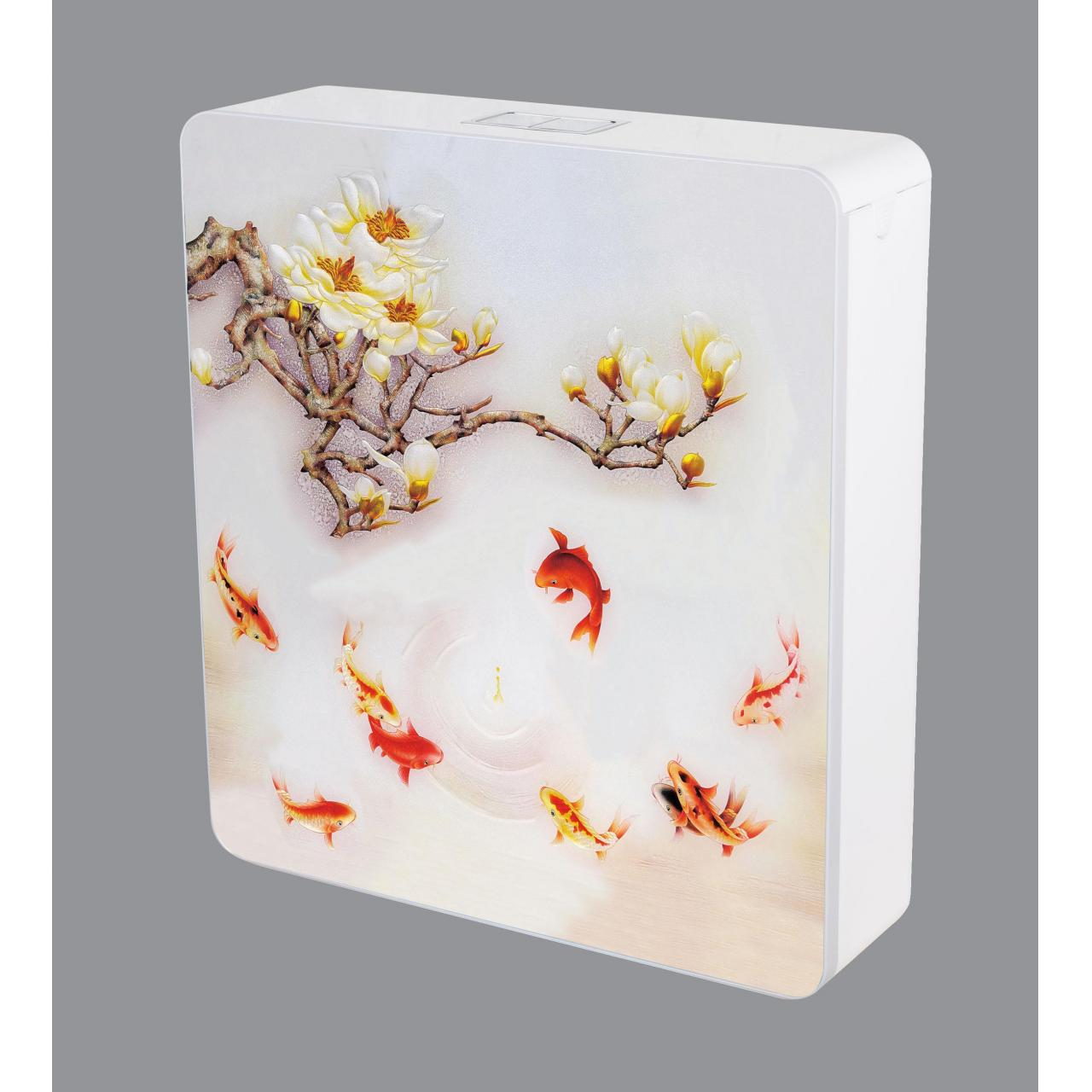 China Concealed Cistern X3 Golden flower on sale