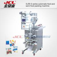 China SJⅢ-S series automatic fluid and semi fluid packing machine on sale
