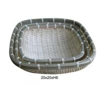China Bamboo Baskets KGBB 227 Bamboo Baskets on sale