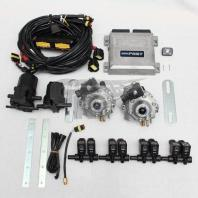 8 Cylinder EASY FASTSmart Lovato Autogas Conversion Kits Manufactures