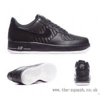 China Unparalleled Men Summit Black White Lv8 Air Force 1 07 Trainer / Classic-Fit on sale