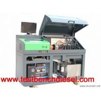 bench fuel injector pump test bench work for Eup/EUI HPO/HP3 piezoelectric crystal etc Manufactures