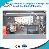 Common rail Injector & pump test bench/Diesel Injector&Pupm repair tool support EUI / EUP function Manufactures