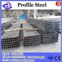 CE certificate steel profile making machine zinc coating square pipe Manufactures