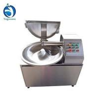 Buy cheap Meat Processing Machine YGM-ZB-40 meat bowl cutter chopping machine from wholesalers