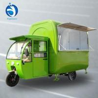 Buy cheap Food Cart Outdoor Electric Mobile Fast Food Truck from wholesalers