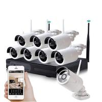 China Commercial and Home CCTV Camera System C-B11 Kit on sale