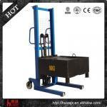 China Manual Stacker CTY SeriesStainless Steel Light Duty Stacker on sale
