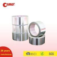 Aluminum Foil Tape without Liner Manufactures