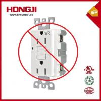 China UL2008 Standard Tamper & Weather Resistant Electrical Outlet GFCI 5-15R on sale