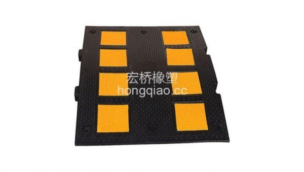 China Rubber Speed Bumps 60cm