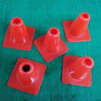 Buy cheap 6 Inch Orange Game, Boundary Cone, Plastic Marker Cone from wholesalers