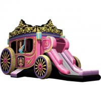 Princess Carriage Bounce House Manufactures
