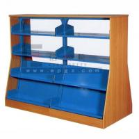 Buy cheap Bookshelf Wooden Library Bookshelf from wholesalers