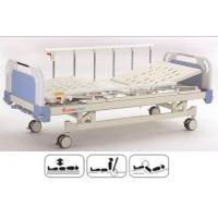 Quality CheapThree-function Manual New Medical Hospital Patient Beds Suppliers for Sale for sale