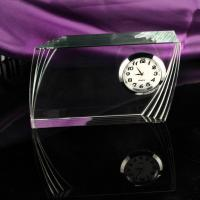 Crystal Anniversary Clock Manufactures