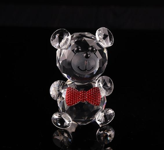 Quality Small Crystal Animal Figurines for sale