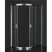 China Framed Offset Quadrant Shower Enclosure with 2 Sliding Door 5mm Clear Glass on sale