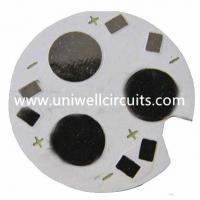 Buy cheap PCB Aluminum Printed LED PCB from wholesalers