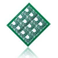 Buy cheap PCB Halogen Free Watch Electronic PCB from wholesalers
