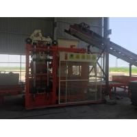 China Brick Making Machine Cement Brick Making Machine For Sale on sale