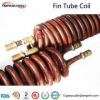 TOP1 copper Fin Tube Coil for heat exchanger by bang win Manufactures