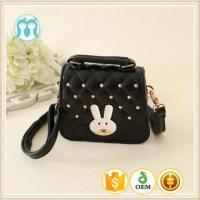 girls lovely wholesale handbags for parties girls handbags and totes with black colour for children Manufactures