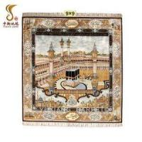 China Pure Silk Hand Knotted Carpets on sale