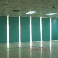 High quality partition wall room divider sliding for meeting Manufactures