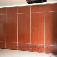 Factory sale aluminium partition wall price room classroom for hotel Manufactures
