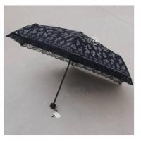 China Three Foldable Umbrellas with Inside Printing on sale