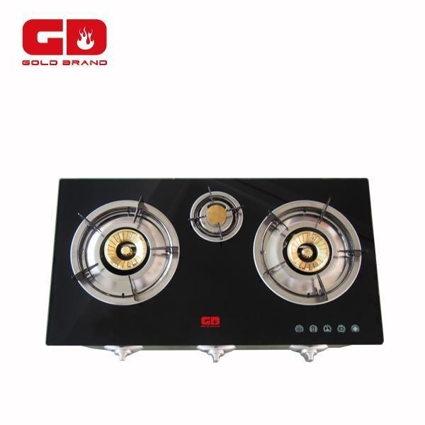 Quality Table Gas Stove Glass Gas Stove Table for sale