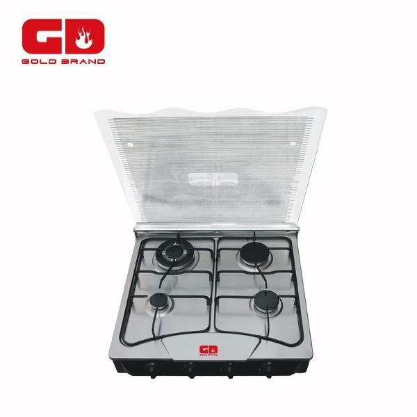 Quality Table Gas Stove 4 burners Portable Stainless Steel Gas Stove for sale
