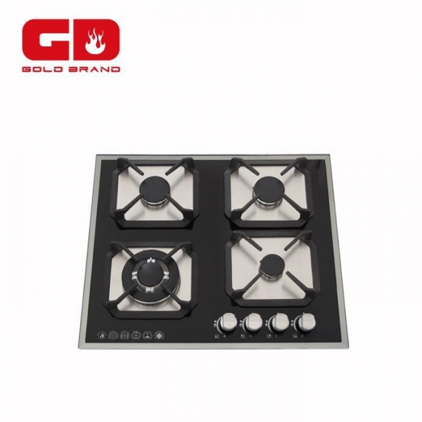 Quality Gas Hob High Quality 4 Burner Gas Stove for sale