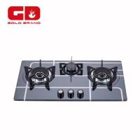 Buy cheap Gas Hob Built In Gas Stove 3 Burners from wholesalers
