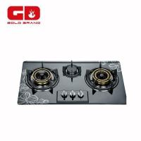 Buy cheap Gas Hob Cooking Hobs 3 Burners Stainless Steel Built-in Gas Stove from wholesalers