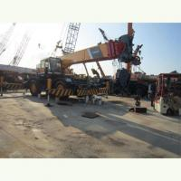 Buy cheap Kobelco Used Rough Crane 25T for Sale from wholesalers