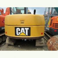 Buy cheap Used Mini Excavator CAT 306 from wholesalers