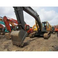 Buy cheap Used Construction Machinery Volvo Tracked Excavator Volvo EC290BLC from wholesalers