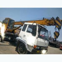 Buy cheap Used Mini Crane TADANO Crane 8ton for Sale from wholesalers